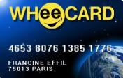 Instant gagnant WHEECARD
